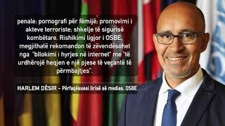 """OSBE, kritika ligjit për """"on line""""/ Kërkon ndryshime të draftit të përgatitur nga qeveria thumbnail"""