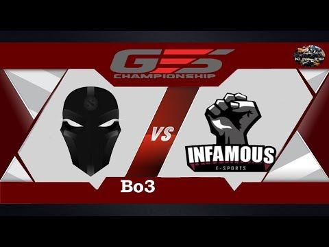 [DOTA 2 PH LIVE]The Final Tribe VS INFAMOUS  Bo3  GESC INDONESIA   CASTER KUYA JOP