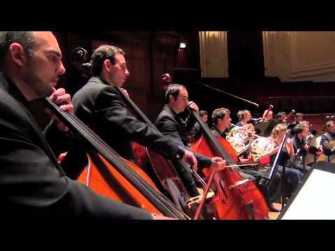 Beethoven - Overture 'Die Geschöpfe des Prometheus' Georgian Sinfonietta