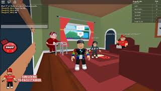 J'AI QUITTER LA VIDEO PARCE QUE J'AI RAGER SUR UN PASSAGE PTN | Roblox - Roblox_Gaming BEST