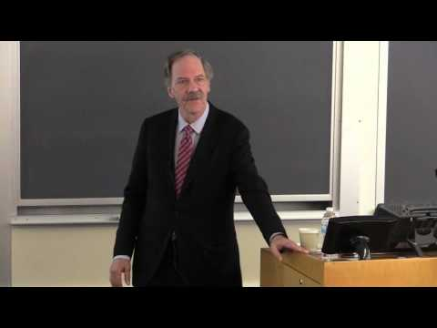 Lawrence Glosten: Regulation of Informed Trading