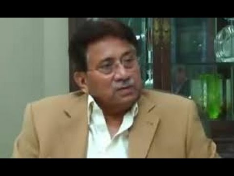 Gen (R) Pervez Musharraf Latest Exclusive Interview | 22nd October 2016