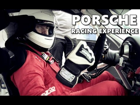 Porsche Racing Experience Race Track Training