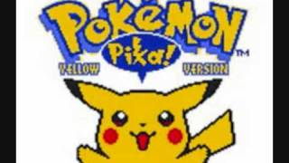 Pokémon Yellow Unused Track