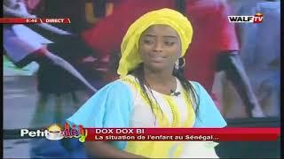 Dox Dox Bi (Situation de l'enfant au Sénégal) - Petit Déj du 20 févr. 2020