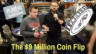 The $9 Million Coin Flip!