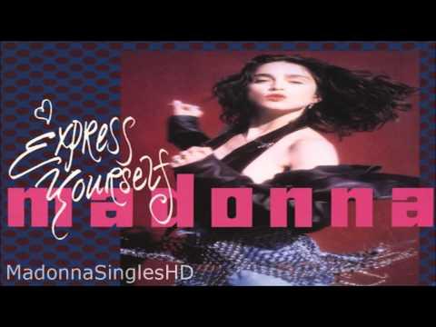 Madonna - Express Yourself (Non-Stop Express Mix)