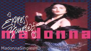 Madonna - Express Yourself (Non-Stop Express Mix)