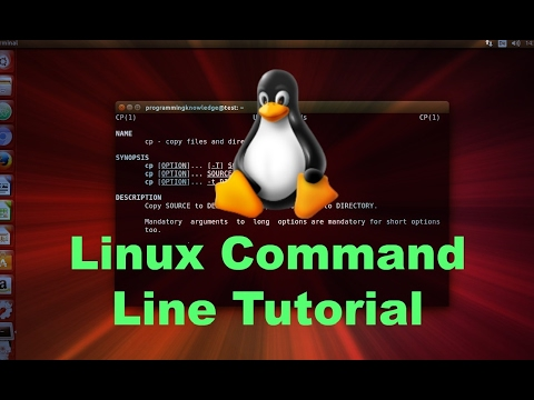 Linux Command Line Tutorial | Learn Terminal Commands