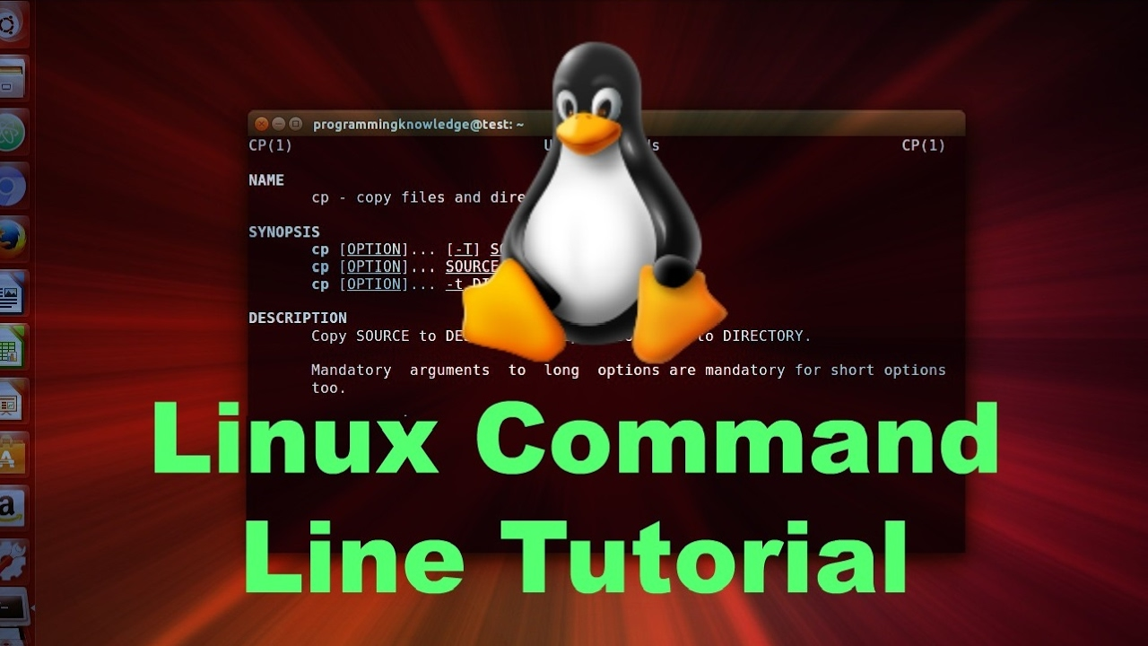 Linux Commands List : Learn Linux - ETHICAL HACKING