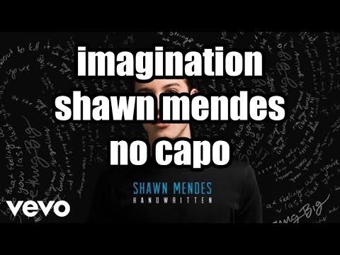 Imagination Shawn Mendes Lyrics And Chords