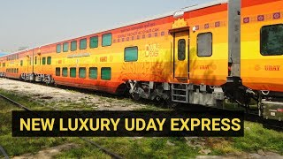 New UDAY Express luxury double-decker train coming soon for business travellers