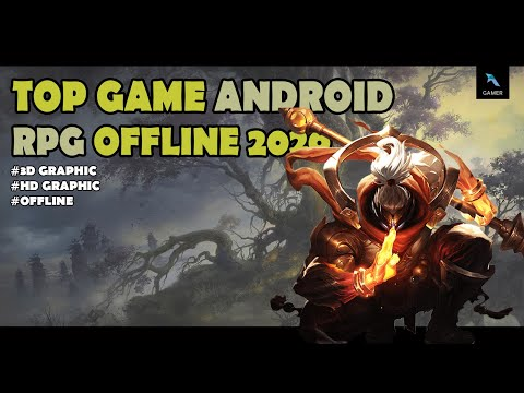 Top 5 Game RPG Offline Android Graphic 3D Recommended
