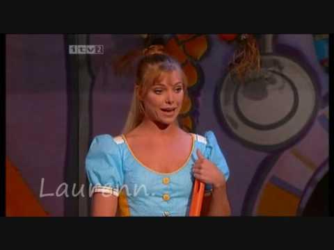 Samantha Janus - Cinderella: First Song.
