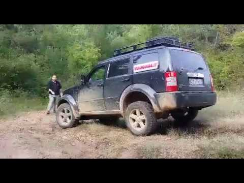 Dodge Nitro Offroad In Spagna Pirenei 4x4 Youtube