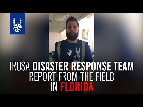 Islamic Relief USA - Hurricane Irma Report From Staff
