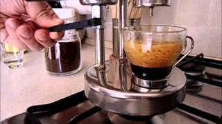 Kamira - la macchina ecologica per l'espresso cremoso