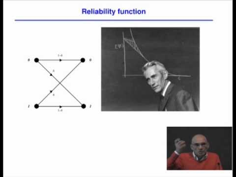 Information Theory Today: ECE Lecturer Series