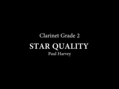 Star Quality for Clarinet and Piano