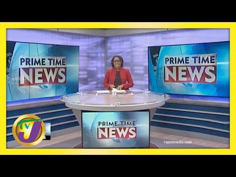Jamaican News Headlines | TVJ News - May 10 2021