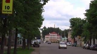 видео Тобольский историко-архитектурный музей-заповедник