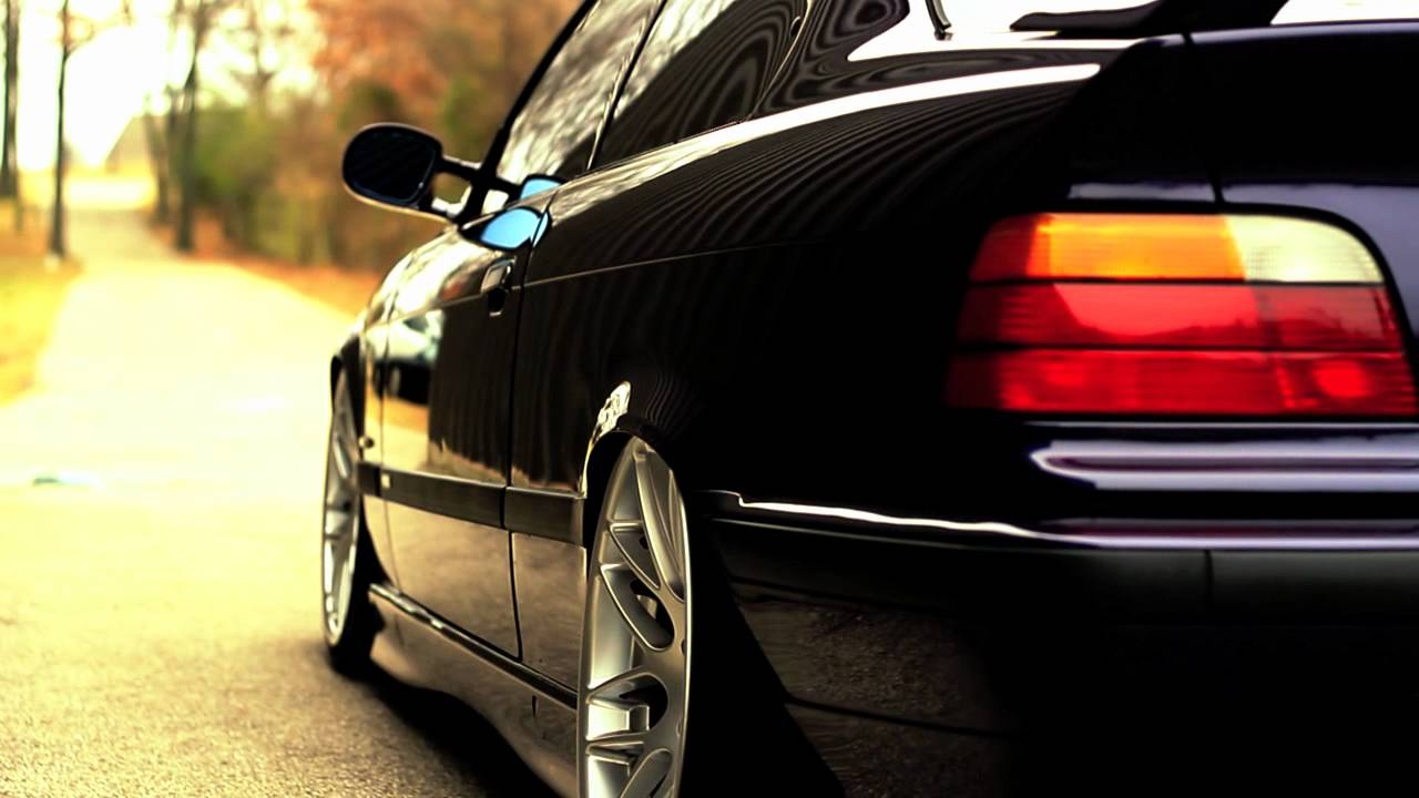 Bmw E36 M3 On Bags Youtube