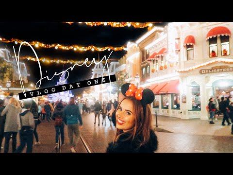 DISNEYLAND PARIS VLOG PART ONE   Hello October Vlogtober
