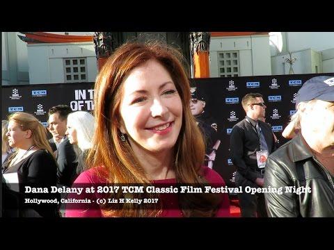 Dana Delany Red Carpet  at 2017 TCM Classic Film Festival