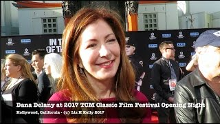 Dana Delany Red Carpet Interview at 2017 TCM Classic Film Festival