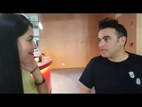 Comediante Pedro Tochas veio ao DIÁRIO de Notícias da Madeira