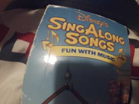 Disney Sing Along Songs Fun with Music review