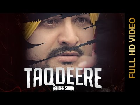 Taqdeere  song lyrics