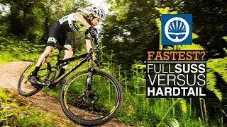 Full Sus Vs. Hardtail - What's Fastest For XC?
