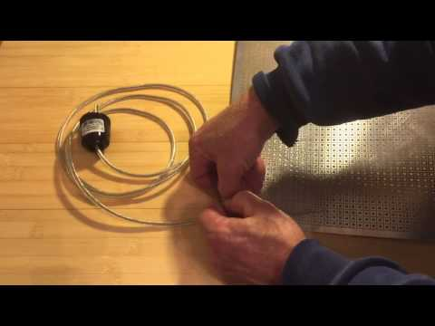 how to make your own grounding mat