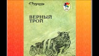 Верный Трой —Евгений Чарушин — читает Павел Беседин