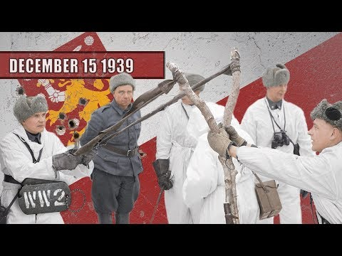 Perkele! Finland Strikes Back - WW2 - 016 15 December 1939