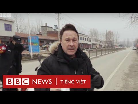 Đến thăm Hồ Bắc ổ dịch virus Corona vào Mùng Một Tết - BBC News Tiếng Việt
