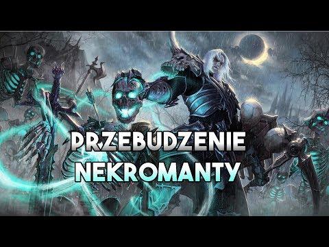 PRZEBUDZENIE NEKROMANTY | Diablo 3