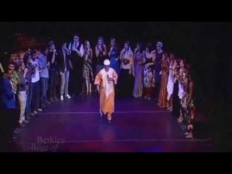 Circle Singing- The Singing Tribe Live - Armeen Musa