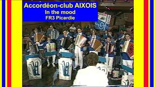 """Accordéon-club AIXOIS """"In the mood"""" FR3 Picardie (1999)"""