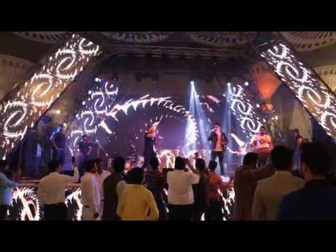 Manj Musik and Raftaar performing Live at Private Function