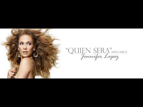 'Quién Será' by Jennifer Lopez ( With Lyrics In Spanish)