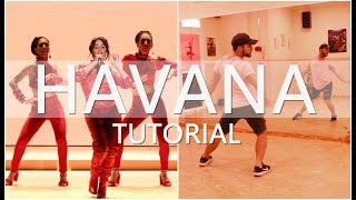 Camila Cabello - 'Havana' PART 1 Tutorial Choreography Official (Sub. English)| XtianKnowles