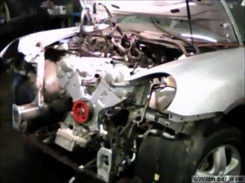 2005 Porsche Cayenne 4 5l Engine Rebuild Royal Auto 702 722 0202 Youtube