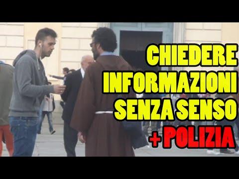 CHIEDERE INFORMAZIONI SENZA SENSO + POLIZIA | Kevin Believe