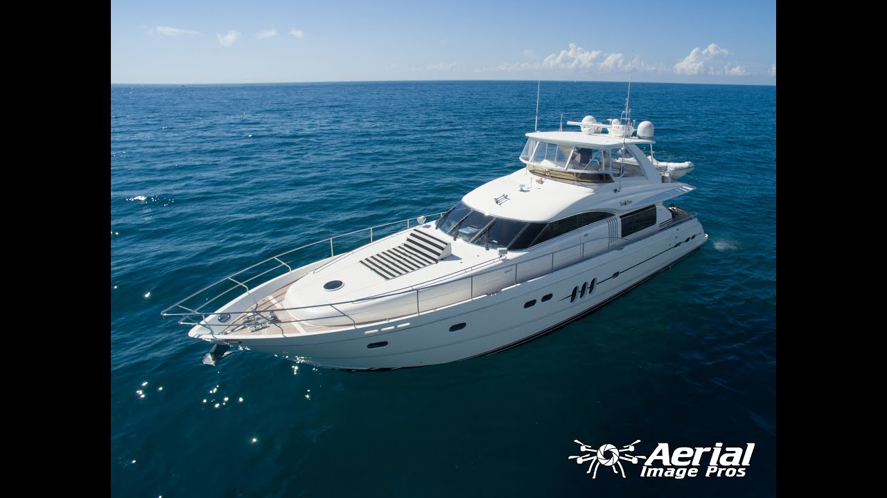 Viking princess 82 flybridge motor yacht youtube for 85 viking motor yacht