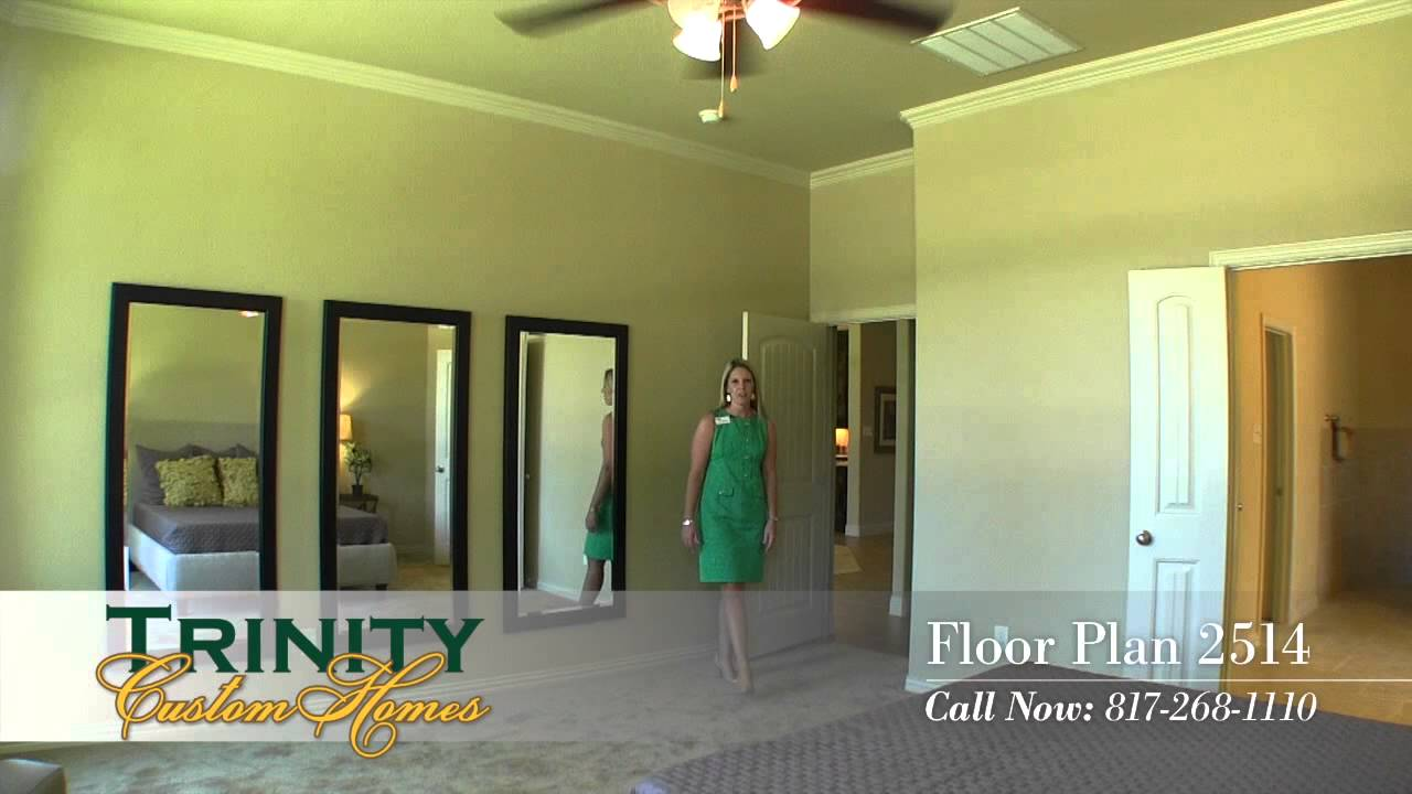 Trinity Custom Homes 2514 Floor Plan