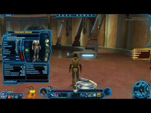 Let's Play Star Wars The Old Republic #11 - Wir sind Jedi-Wächter (German|HD)