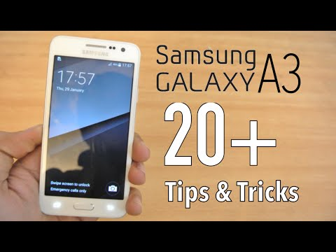 20+ Tips & Tricks For Samsung Galaxy A3