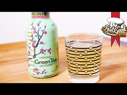 Recette Arizona Green Tea